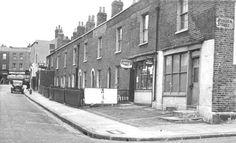 Streets | The Greenwich Phantom