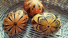 yellow house ideas: Easter eggs
