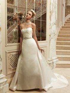 Casa Blanca Bridal Fall 2012 Collection + My Dress Of The Week by Belle The Magazine