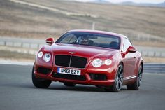 Bentley Continental GT V8...it's got superior class with a more reasonable price tag