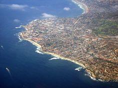 La Jolla , San Diego, California, U.S.A.