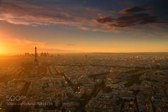 PARIS by Matt83