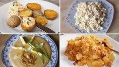 Recepty na jednoduché a rýchle jedlá z minima surovín, Varíme, pečieme, zavárame | Naničmama.sk Baked Potato, Potatoes, Baking, Ethnic Recipes, Food, Potato, Bakken, Essen, Meals