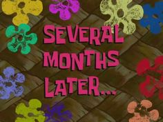 List of time cards Spongebob Time Cards, Spongebob Episodes, Spongebob Memes, Spongebob Squarepants, Youtube Editing, Intro Youtube, Youtube Channel Art, Mermaid Pants, Youtube Banner Backgrounds