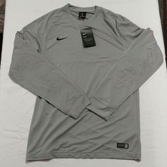 6b0f49b9c Nike Long Sleeve Park Goalie II Jersey Size Small 620898-001