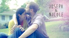 Our customer Joseph proposes to his fiancee Nicole in this too-adorable video!