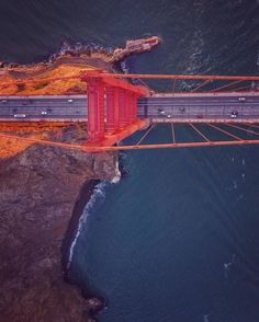 Golden Gate Bridge by Toby Harriman has to be one of the best images I've ever seen. I want it over my couch!