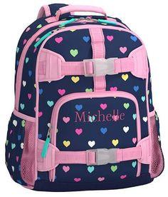 61f3b3ff37f Mackenzie Navy Multi Heart Lunch Bags Pencil Pouch