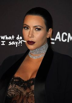 Kim Kardashian Admits She Struggles With Writing Instagram Captions! http://perezhilton.com/2015-11-25-kim-kardashian-instagram-captions#.VlcSGNIvfIU #InstagramNews #InstagramTips