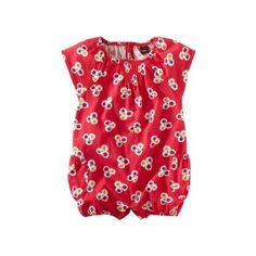 Dyed Dots Romper