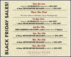 Check out these amazing deals for Black Friday week! Buy some fair trade items at amazing prices and empower women out of poverty in the process! Black Friday Deals, Fair Trade, Women Empowerment, Amazing, Check, Fair Trade Fashion, Female Empowerment