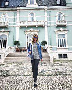 Viagem maravilhosa que fiz para Portugal, fiquei hospedada no hotel Pestana Palace, em Lisboa! Lindo demais!