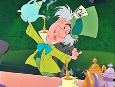 Walt Disney Screencaps - Mad Hatter - walt-disney-characters Photo