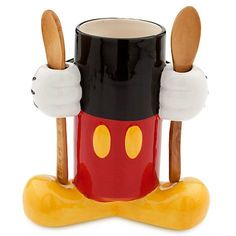 Mickey Mouse Kitchen Caddy #home #decor