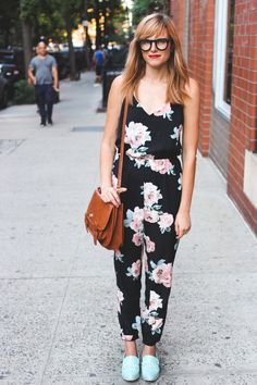 6bb2993a21a 10 Best floral jumpsuit images