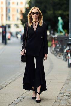 Copenhagen Fashion Week, spring-summer 2017: street style. Part 2, Buro 24/7