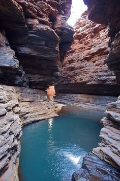 10 Must-Do Experiences on a Perth to Broome Road Trip It Kermit Pool, Hancock Gorge, Karijini National Park, WA Western Australia, Australia Travel, Oh The Places You'll Go, Places To Visit, Backpacking List, Back Road, Walkabout, Travel Inspiration, Travel Ideas