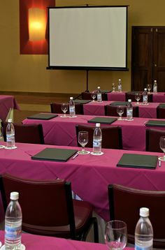 Meeting & convention space at Ocean Blue & Sand resort in Punta Cana, Dominican Republic.