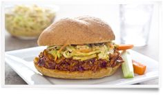 Diana® Sauce,Saucy Pulled Pork Sandwiches:: Recipe
