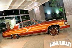 1981 Coupe Deville Side