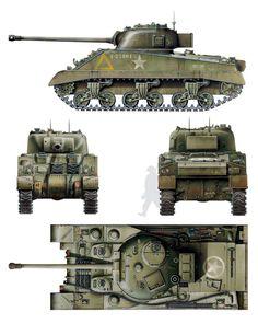 Sherman IC British Firefly