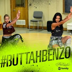 """S5 Ep20 """"Pretty Isn't the Point"""" - Work it, #ButtahBenzo! #PLL"""