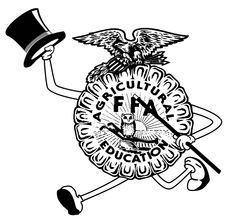 7 best ffa cooloring page images on pinterest coloring for Ffa coloring pages