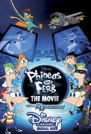 Phineas and Ferb discover that Perry is a secret agent, and they all get stuck in an alternate dimension.