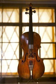 Violon de Mozart , musée de Salsburg