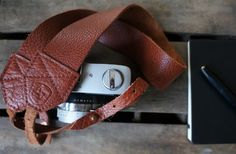 camera straps, leather camera, retro camera