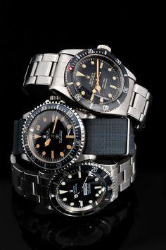 Superb vintage Rolex collection