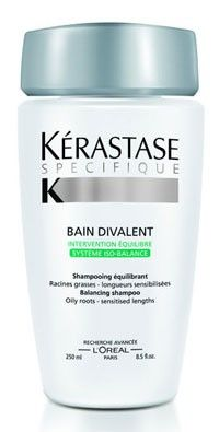 Kerastase Specifique Bain Divalent Shampoo for oily roots , best for my hair