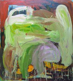 Peter Bonde's paintings