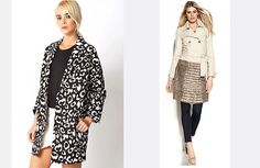 These statement coats from Forever21 and Michael Kors (Macy's Canada) will add some oomph t your Spring wardrobe!