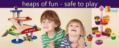 Viga toys fun safe play