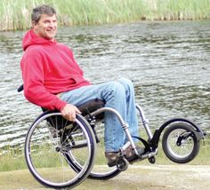 Off-Road Trekking for Wheelchair Users | Quest Magazine Online