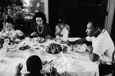 Rare photographs of Martin Luther King Jr. at home. Intimate photographs of the civil rights leader and his family. (2)