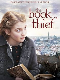 Geoffrey Rush and Emily Watson star in this moving film based on the bestseller about a girl (Sophie Nélisse) who transforms the lives of those around her in World War II Germany. Good Movies On Netflix, Good Movies To Watch, Great Movies, Movies 2014, Movies Free, Emily Watson, Sophie Nélisse, Bon Film, Books