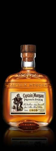 CAPTAIN MORGAN® PRIVATE STOCK RUM