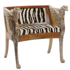 empire stílusú fotel