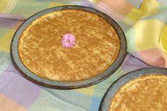 Traditional African dessert {Recipe} Milk Tart