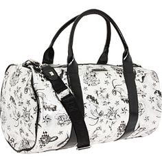 Betsey Johnson - Betsey's Parlor Overnighter. I have to have this!