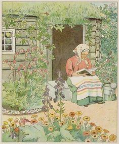Picture book II: 'Hans en Blondje in Bloemenland' (2). #readers