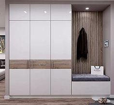 Eat-in kitchen interior - Modern Wardrobe Design Bedroom, Bedroom Bed Design, Bedroom Furniture Design, Bedroom Wardrobe, Hall Wardrobe, Sliding Wardrobe Doors, Closet Doors, Garderobe Design, Home Entrance Decor