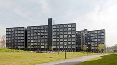 Student Dwellings | KAAN Architecten; Photo: Sebastian van Damme | Archinect