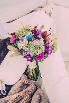 Ideas ramo de novia