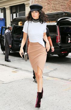 timeless-pencil-skirt-outfits-kendall-jenner