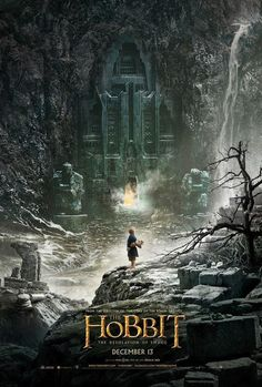 The Hobbit: The Desolation of Smaug Trailer and Poster