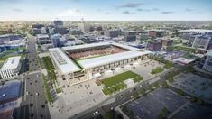MLS pushes back debut of St. Louis expansion team one year to 2023   Ben Frederickson   stltoday.com Soccer Stadium, Soccer News, News Around The World, Around The Worlds, Bob Knight, Paris Skyline, Baseball First, Major League Soccer