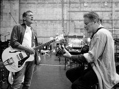Glenn and Don - Rehearsing